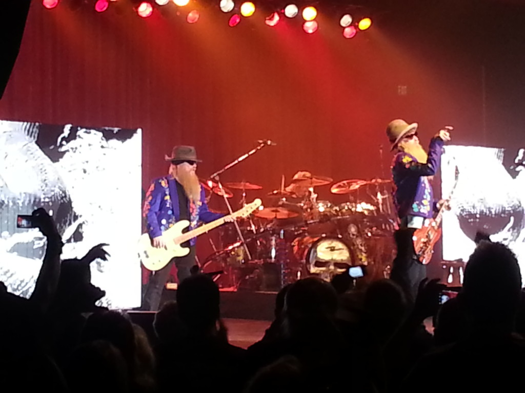 Over the ZZ Top