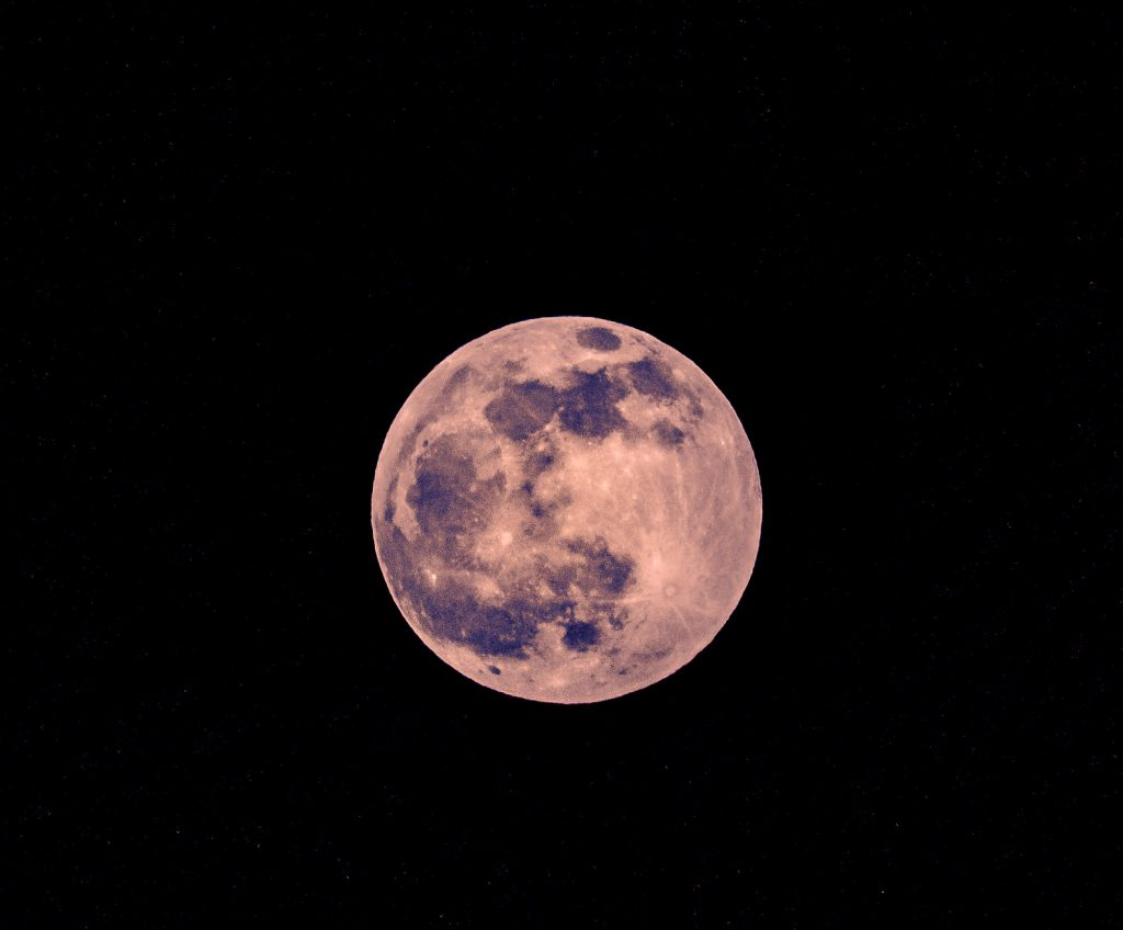 'Cold Moon' or 'Long Night Moon': First Full Moon of the Third Decade of the 21st Century - 29 Dec 2020